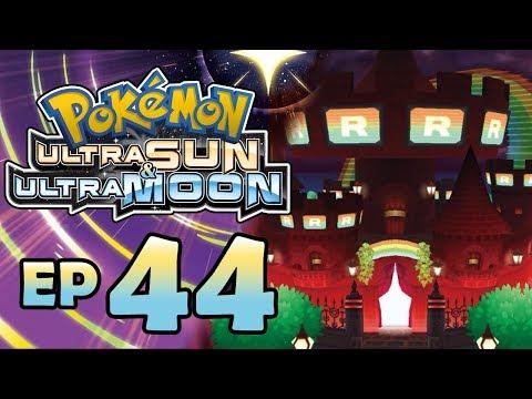 Pokemon Ultra Sun & Ultra Moon - [Part 44] Team Rainbow Rocket Strikes Back!