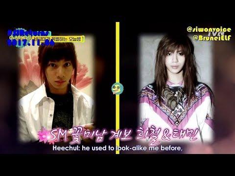 [ENGSUB] 171027 tvN Life Bar EP42 cut - angel version of Kim Heechul, SHINee Taemin Mp3