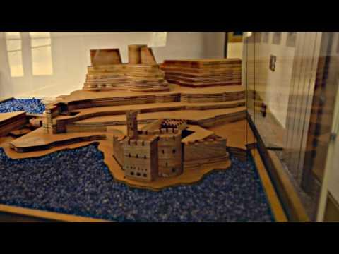 Game of Thrones Machine - Dartmouth Castle, Devon. Game of Thrones Season 7