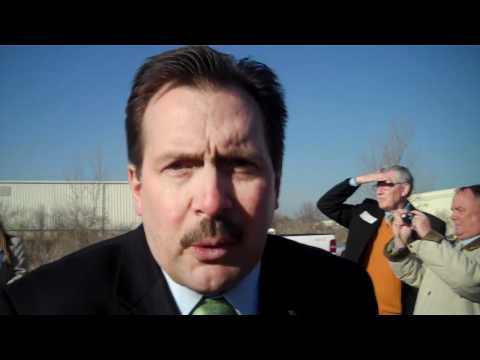 Todd Portune's MillCreek Watershed Confluence Project Interview