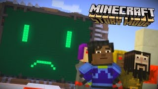 EVIL COMPUTER! - Minecraft: STORY MODE Episode 7 - Access Denied  (Minecraft Roleplay)(Minecraft Story Mode Gameplay. Episode 7. Enjoy! Series Playlist: https://www.youtube.com/playlist?list=PL9O6nOlKeOldUZJilPvV_5NZQW2fXw6cd Follow me ..., 2016-07-31T16:38:31.000Z)