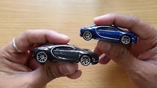 "2020 Hot Wheels /""Factory Fresh/"" '16 Black Bugatti Chiron Lot Of 5"