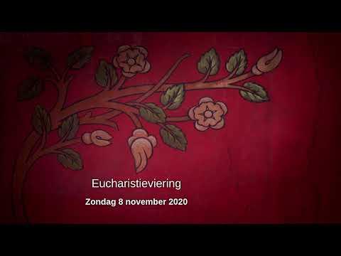 Eucharistieviering Kathedraal Antwerpen