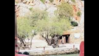Spinalonga, The Island of lepers - Engl