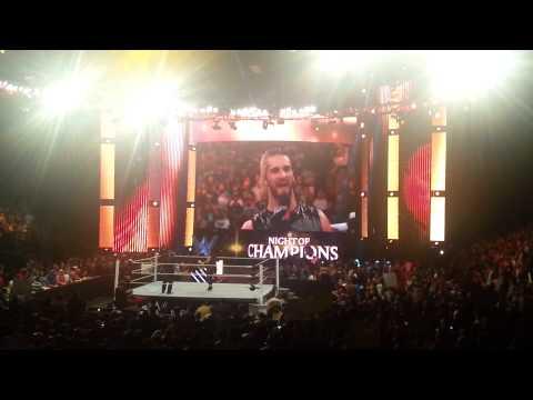 #WWENOC: Dean Ambrose RETURNS!