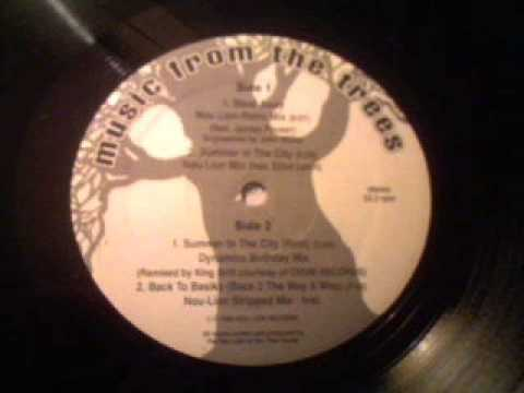 Music From The Trees: Back To Basiks (Nuo Lion Stripped Mix)