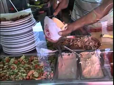 Street Food In Israel