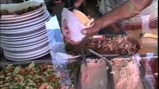 Street Food in Israel