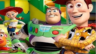 Toy Story Full Movie -Toy Story 3 Game - Woody Disney Game -2015 HD new