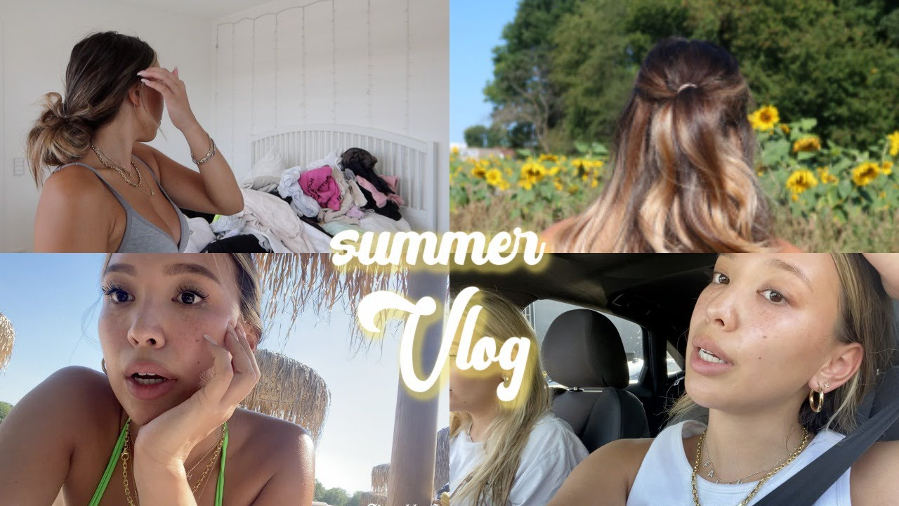 Beach Day in Frankfurt & getting my Sh*t back together! -Adorable Caro