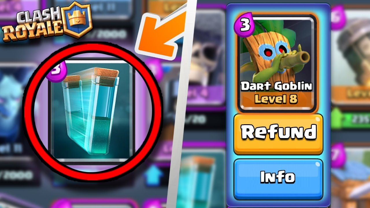 TOP 10 WORST CARDS IN CLASH ROYALE AFTER NEW UPDATE! | WORST ...