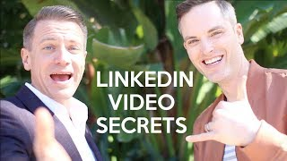 LinkedIn Video SECRETS | Sean Cannell