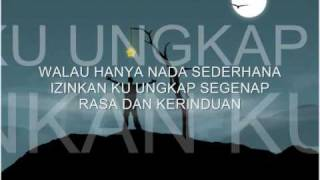 Kerispatih - Lagu Rindu (cover by Eko Arya) with lyric