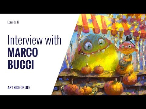 HOW TO GET HIRED AS AN ARTIST -WITH MARCO BUCCI (EP.17)