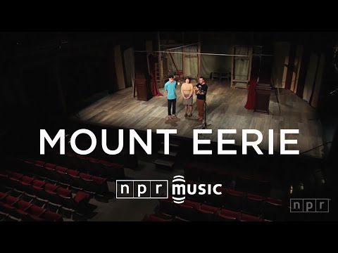 Mount Eerie: NPR Music Field Recordings