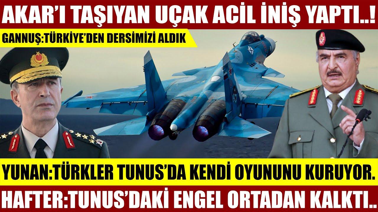 Tunus'ta Büyük Güçlere Karşı Kendi Oyununu Kuran Türkiye Cezalandırıldı..