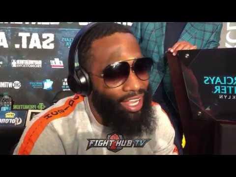 """YOU'RE PISSING ME OFF!"" ADRIEN BRONER HAS FUNNY & AWKWARD ALTERCATION WITH REPORTER!"
