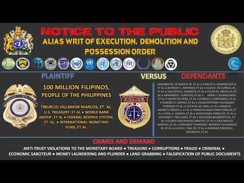 ALIAS WRIT OF EXECUTION, DEMOLITION AND POSSESSION ORDER (July 26, 2017)