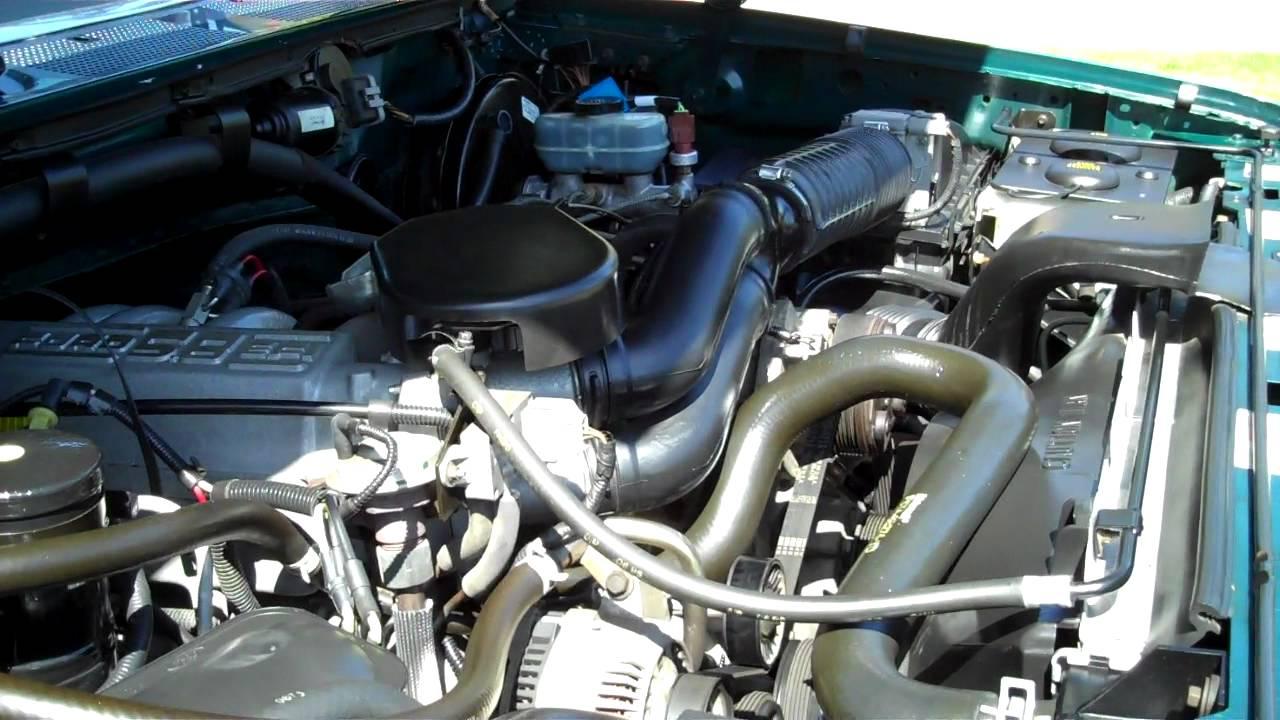 95 Bronco Engine Vacuum Diagram Ford
