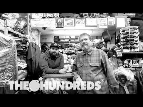 Snapshots w/ Bobby Hundreds :: Greenspan