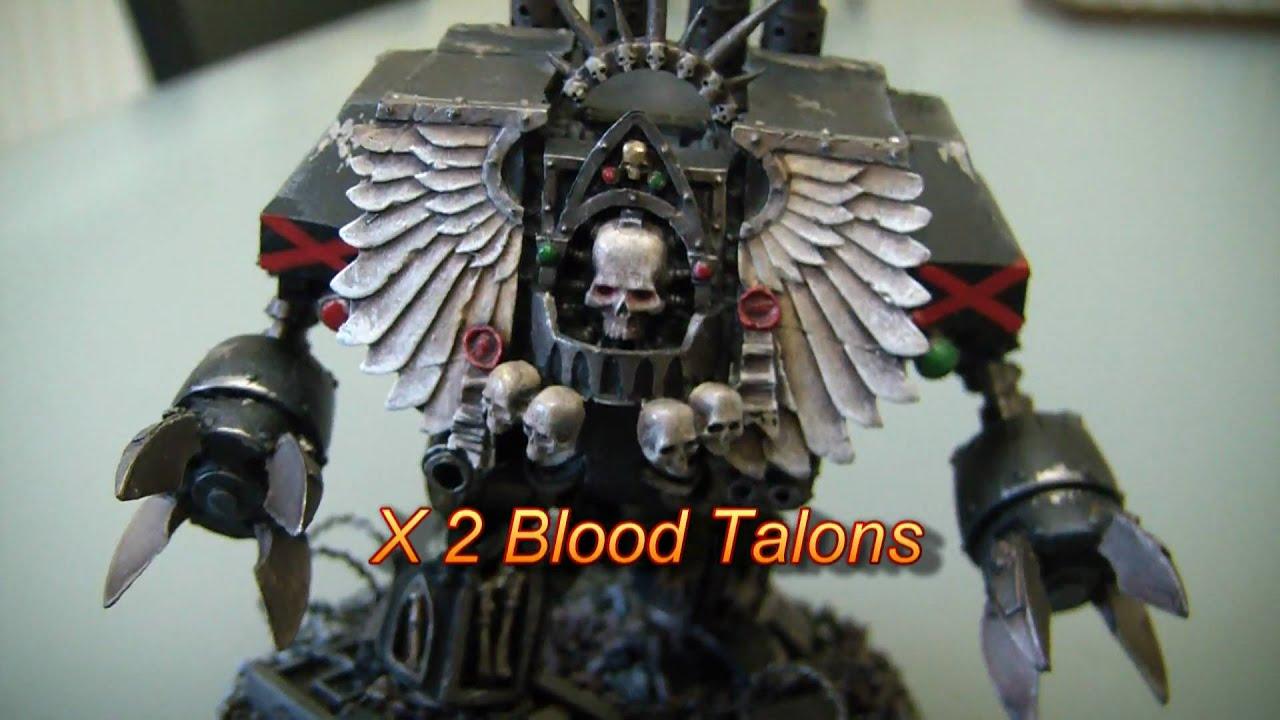 Warhammer 40k death company wallpaper - Warhammer 40k Black Rage 12 Blood Angels Death Company Dreadnought 1
