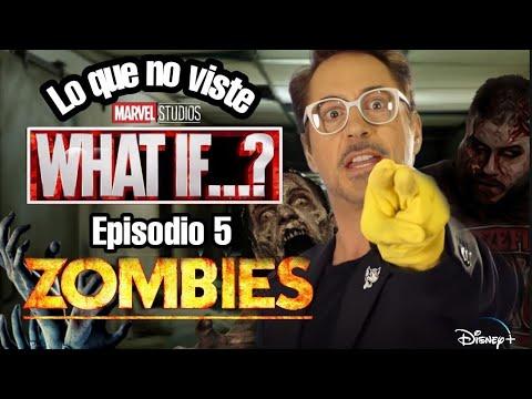 Download WHAT IF ?  Episodio 5   Lo que no viste Referencias   Easter Eggs por Tony Stark