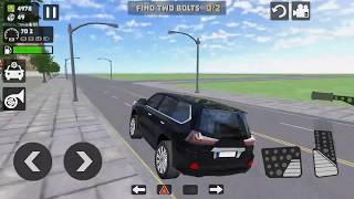 Offroad LX 570 Driving Simulator | Android Games 2018 Gameplay | Droidnation