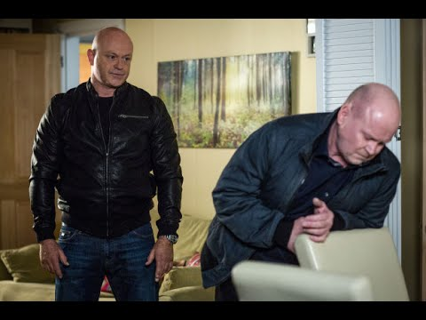 EastEnders - Phil And Grant Fight (17th May 2016) - YouTube
