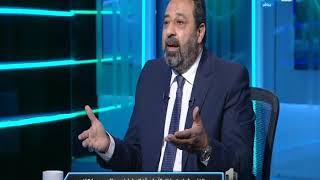 نمبر وان | مجدي عبدالغني يعلق على خلافه مع الكابتن محمود الخطيب