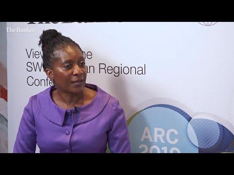 Moono Mupotola, director of regional integration, African Development Bank - View from ARC 2019