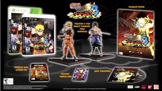 Naruto Storm 3: USA gets a Collectors Edition!  (More Info in 1st Link in Description)