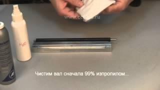 Заправка картриджей HP CP1025(процесс заправки картриджей цветного лазерного принтера HP LaserJet CP1025., 2012-07-29T10:19:33.000Z)
