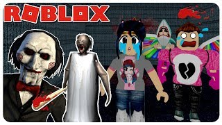 🔪 I DIDN'T WANT TO GO TO THIS TERROR CAMPAIGN ! *PASSAD A LOT OF FEAR - ROBLOX CAMPING #1