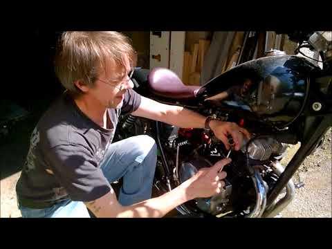 honda rebel 125 carb adjustment by Jim Ray