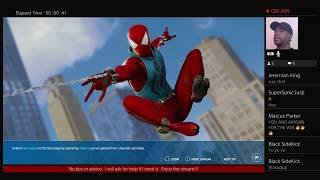 Tyrone Magnus Plays: Spider-Man PS4 - Road To 100% COMPLETE PART 6!!!