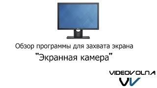 "Обзор программы ""Экранная камера"" для захвата видео с экрана"