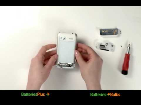 HTC Radar Battery Replacement Instructions Batteries Plus Bulbs