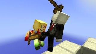 Epic noob of Roblox vs Slenderman,in Minecraft world! Minecraft ragdolls [3] by Cpt.Ragdoll