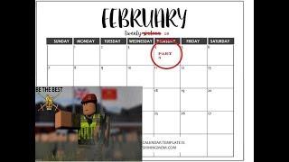 Roblox BA Vs TGG- The annual raid of Feb the 4th- Part 3