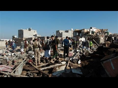 Saudi Arabia Launches Air Strikes in Yemen