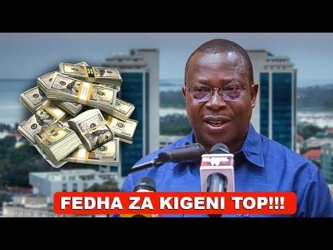 """Download Waziri wa Fedha Afunguka """"FEDHA ZA KIGENI TOP"""""""