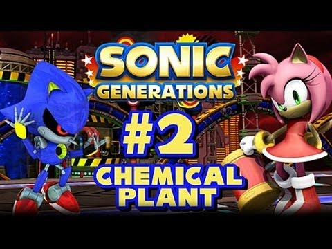 Sonic Generations 3DS Walkthrough / Let's Play - Sonic ...  |Sonic Generations 2 Player Mode