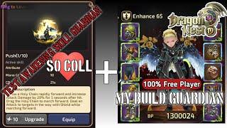 Guardian PVP Ladder Test Skill Awakening + Build Guardian 100% Free Player Dragon Nest M