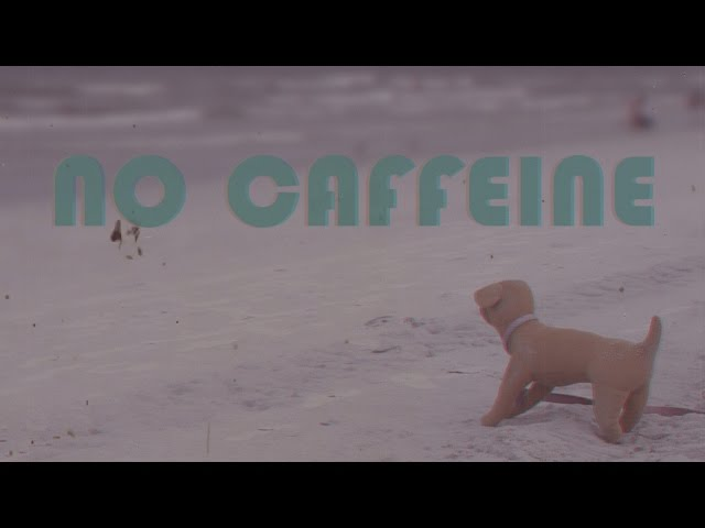 Robby Moccio - No Caffeine (Official Music Video)