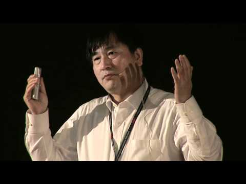 Active immersion in thinking: Nong-Moon Hwang at TEDxDaejeonSalon