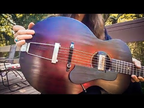 WIDE SKY GUITARS | Acoustic/Electric PL1 Model | LIVE UNBOXING
