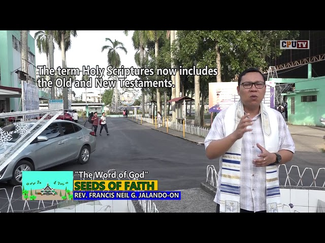 SOF Epi 110 The Word of God