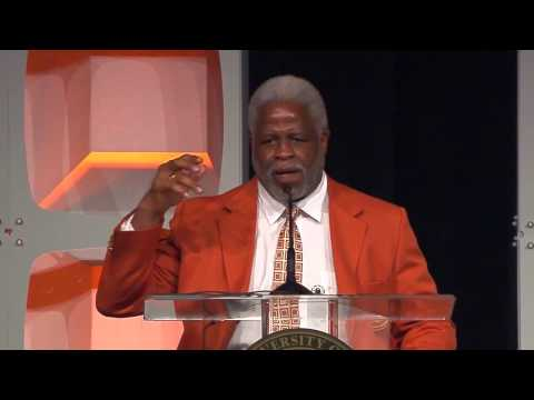 Earl Christian Campbell -  2014 Distinguished Alumnus Award Acceptance Speech