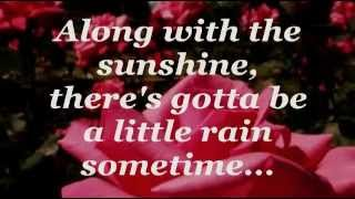 LYNN ANDERSON - (I NEVER PROMISED YOU A) ROSE GARDEN (Lyrics)