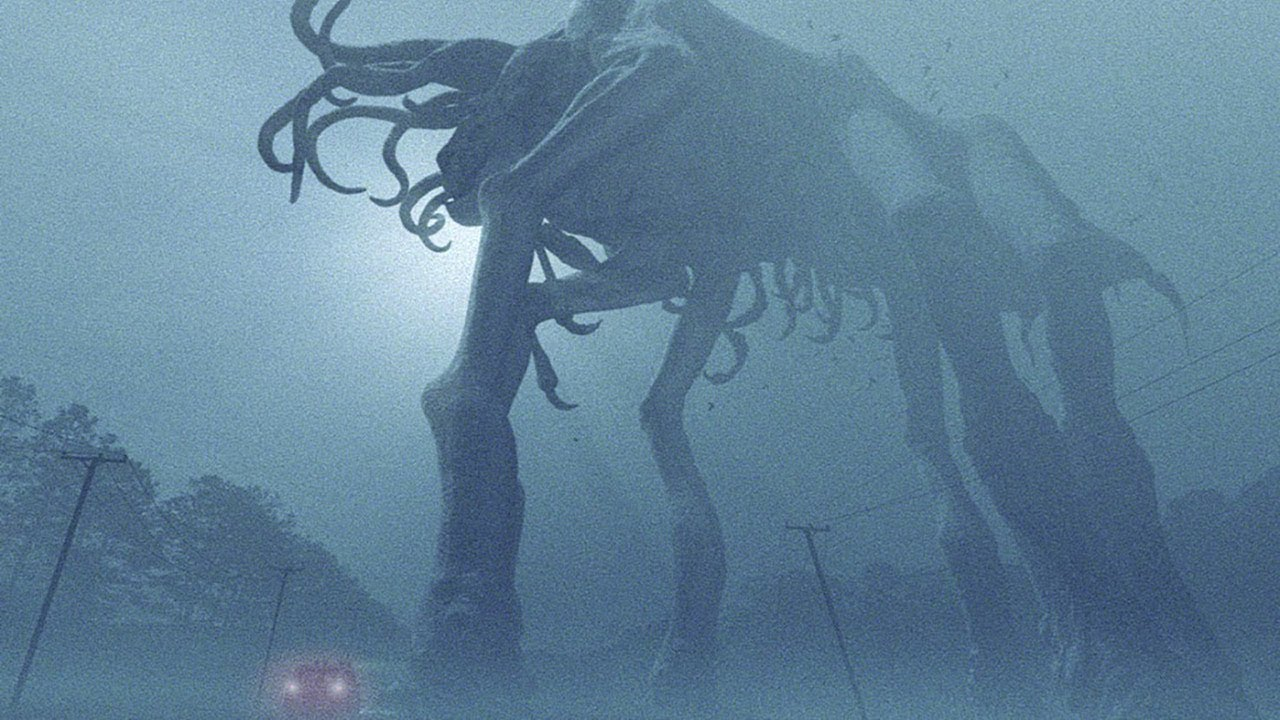 Top 10 Creatures From The Mist Youtube